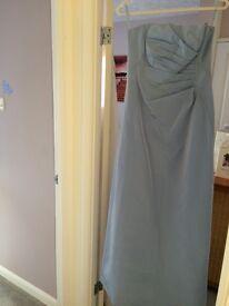 Light blue Monsoon dress size 10 BNWT
