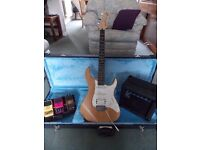 Yamaha Electric Guitar Package