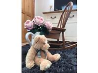 ~ Stunning Ercol vintage child's rocking chair ~