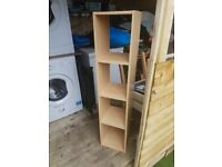 Shelving Unit - Free Standing or Wall Mounted
