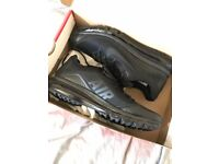 Nike Air Max More - Black - Size 10 - BRAND NEW - RRP £145