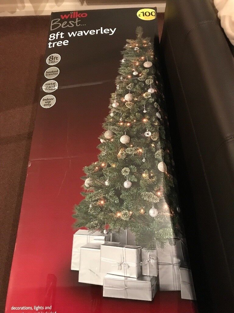 8ft Christmas Tree Brand new | in Leicester, Leicestershire | Gumtree