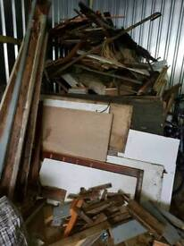 FREE WOOD ( FREE DELIVERY ALL AREAS )