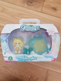 Glimmies Polaris Glimgloo Brand New