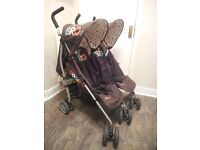 Cosatto Double Stroller/Buggy