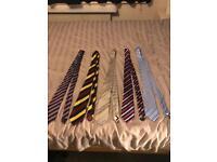 Neck Tie 5 Business Suit Multicolour Striped