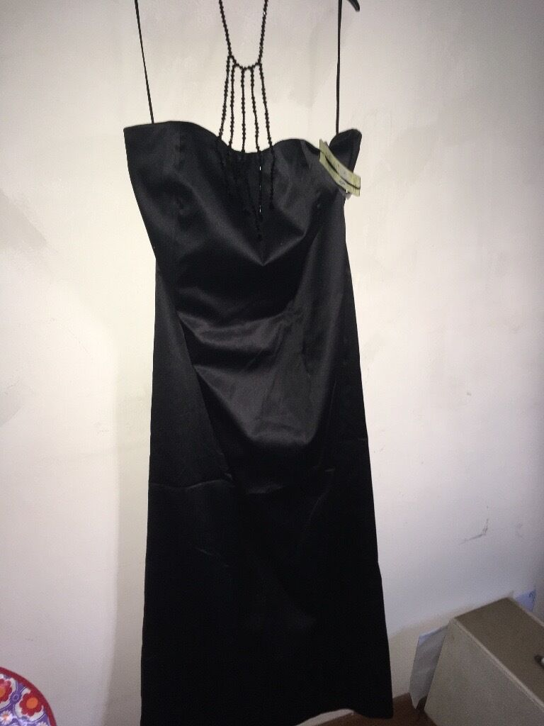 New with tags Debut black evening dress