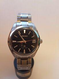 LIMITED EDITION - GRAND SEIKO Spring Drive Titanium SBGA131 Master Shop Watch