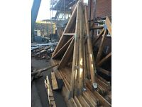 Roof truss or wood for free