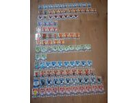 106 SPFL MATCH ATTAX Trading Cards