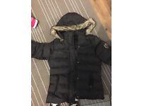 Padded coat BNWT