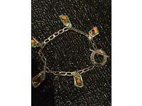 Julien Macdonald ladies jewel bracelet