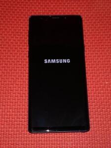 Blue Samsung Galaxy Note 9 128 GB 6 GB RAM