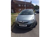 Vauxhall Corsa 1.4 16v Active 2012 with just 72000 miles