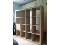 Ikea Expedit (now Kallax) storage / display unit / bookcase