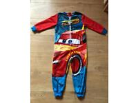 Cars onesie/pyjama