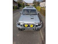 Mitsubishi shogun 4x4 . Must see. Very clean £2000 ono