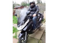 Piaggio x8 125cc every thing good Original learner swap honda pcx 125 any model