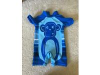 UV Swimsuits 6-9months
