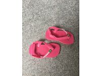 Baby Havaianas, Size 5