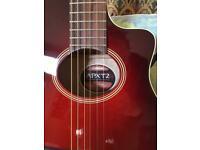 Yamaha electro acoustic guitar