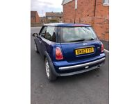2002 Mini One 1.6 Petrol 7 Months Mot Low Miles New Tyres New Exhaust Excellent Condition