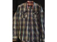 Men's Ted Baker Checked Shirt