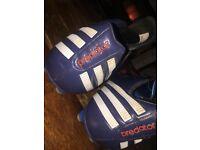 Boys football boots size uk7