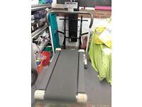 Tunturi J661f foldaway treadmill