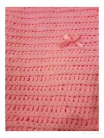 Handmade Baby Blanket (new)