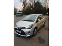 Toyota Yaris Automtic with Reversing Camera