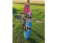 Jobe Wake Board Pilot 144 + Obrien Knee Board + Water Skis