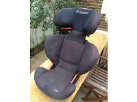 Maxi Cosi RodiFix AirProtect Group 2/3 Car Seat - Black