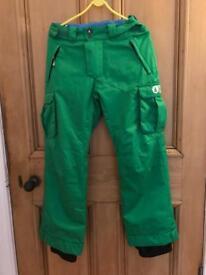 Picture Ski Pants Kids Size 14
