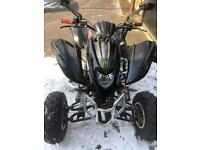 Road legal quad 450cc
