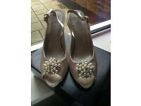 Phase eight bridal wedding shoes