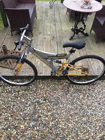 SAXON FREEFALL 18 GEARS BICYCLE