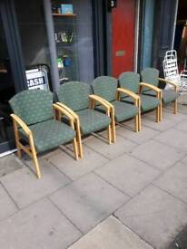 waiting room/ office chairs