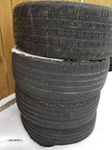 4 Hankook Optimo H426 - 255/50/20- 60%- $40 for ALL 4