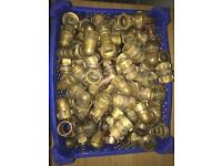 22mm Copper Fittings