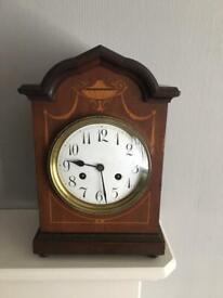 Jungans Mantle Clock In Excellent Condition