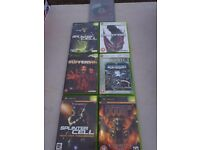 Xbox 360/1st edition games