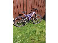Dunlop ladies mountain bike