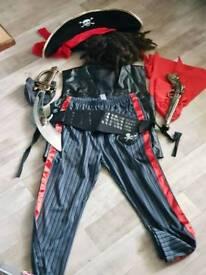Pirate dressing up costume