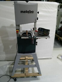 METABO BAS 317 PRECISION BAND SAW