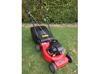 Sovereign petrol Lawnmower (serviced)
