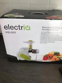 Juicer nearly new