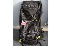Technicals Alpine Aqua ii Backpack 80+10L Brand New