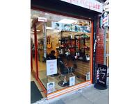 Barber required/ chair available to rent haringey