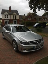 2008 58reg Mercedes-Benz CLC220 CDI SPORTS L@@K